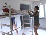 Amateurvideo In Folie zum spritzen verdammt Part 1 von sexyengel