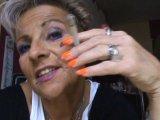 Amateurvideo Smoking-Nails-Dirty-Talk FETISCH von Sachsenlady
