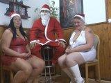 Amateurvideo Weihnachts Überraschung 01 - Freundin rasiert mich 1 von crazy1963