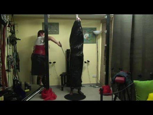 Amateurvideo In schwarze Folie... von Annadevot