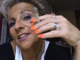Amateurvideo Smoking-Nails-Dirty-Talk FETISCH von Sachsenlady