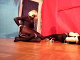 Amateurvideo SEXY GLOSSY SHOW von transihansi