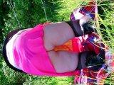 Amateurvideo MEIN SUESSER ROSA POPO..... DARAUF von ringanalog