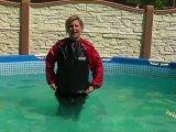 Amateurvideo Saunasuit Outdoor Gymnastik von sexyalina