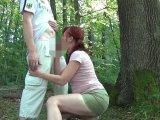 Amateurvideo Abwechselnd in die Löcher stoßen !!! von eroticnude
