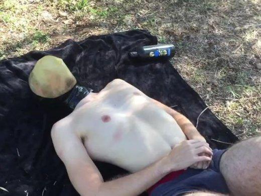Latex Mask Bondage-Breath control Part 4 of 4