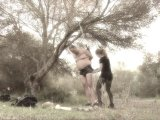 Amateurvideo Heavy Man Suspension von BondageMallorca