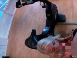 Amateurvideo im fitness raum vom hotel pubic gefickt, mega geil. sexy blo von DonJohnXXX