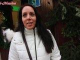 Amateurvideo Mitten auf dem Weihnachtsmarkt gefickt, Public von Annabel_Massina