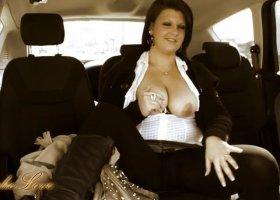 NatalieLove - Der versaute Taxifahrer