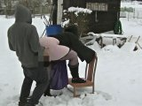 Amateurvideo Eiskalter Schnee FICK 2 von crazydesire86
