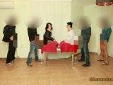Amateurvideo Perverse Dschungelprüfung! Die Sperma-Challenge von Alexandra_Wett