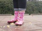 Amateurvideo Kundenwunsch - Flamingo Socken Matsch! von Zartes_Fleisch