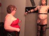 Amateurvideo Die schwere Last des Sklaven Teil 1 von LadySabrina