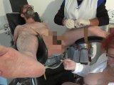 Amateurvideo Frau Doktor kann s auch urologisch von LadySabrina