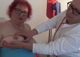 LadySabrina - Der geile Frauenarzt Teil 1