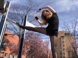Amateurvideo Körpertraining outdoor von Ero2nite