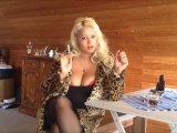 Amateurvideo Hier spricht deine Stieftante! von VenusCindy