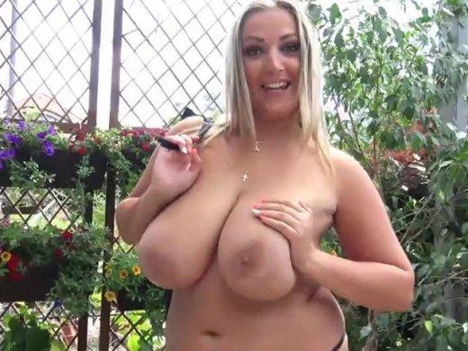 Amateurvideo Titten raus es ist Sommer! von Busty_Bombastic