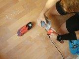 Amateurvideo Kundenwunsch - Sneaker Qual! von Zartes_Fleisch