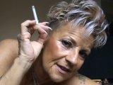 Amateurvideo ,,auf eine ZIGARETTENLÄNGE! Kurzpause im Büro-Dirty-Talk von Sachsenlady