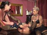 Amateurvideo Best of: Meine Extreme Fotzen-Tortur, durch Dominas und Doms from RosellaExtrem
