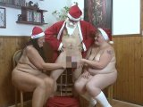 Amateurvideo Sexy Weihnachts Überraschung 11 von crazydesire86