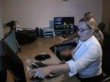Amateurvideo Heels Nylons und Fotzen im Büro from SusiNRW