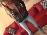 Amateurvideo Blue Jeans Piss from SexyNatalie