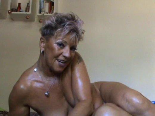 Frau nackt reife Meine Frau