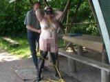 Amateurvideo Bondage Teil 2 from crazydesire86