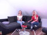 Amateurvideo Newcomer Teeny18 Stiefschwester vs. Milf-Fotze von Annabel_Massina